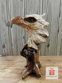 Статуетка Орел - Глава на орел
