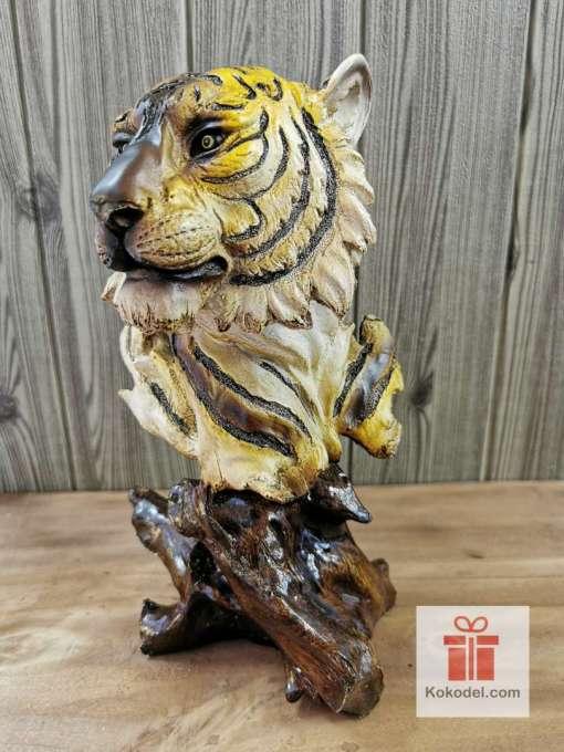 Статуетка Тигър - Глава на тигър