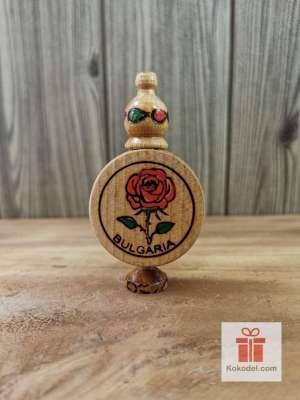 Мускал Българска роза бъкле